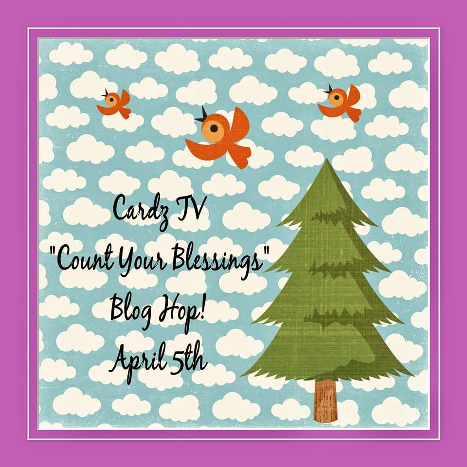 Count Your Blessings Blog Hop