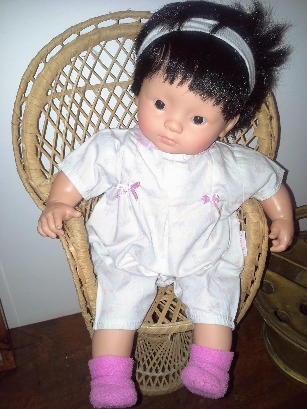Bb Corolle Malade Cicciobello Baby Doll Love N Care Boy