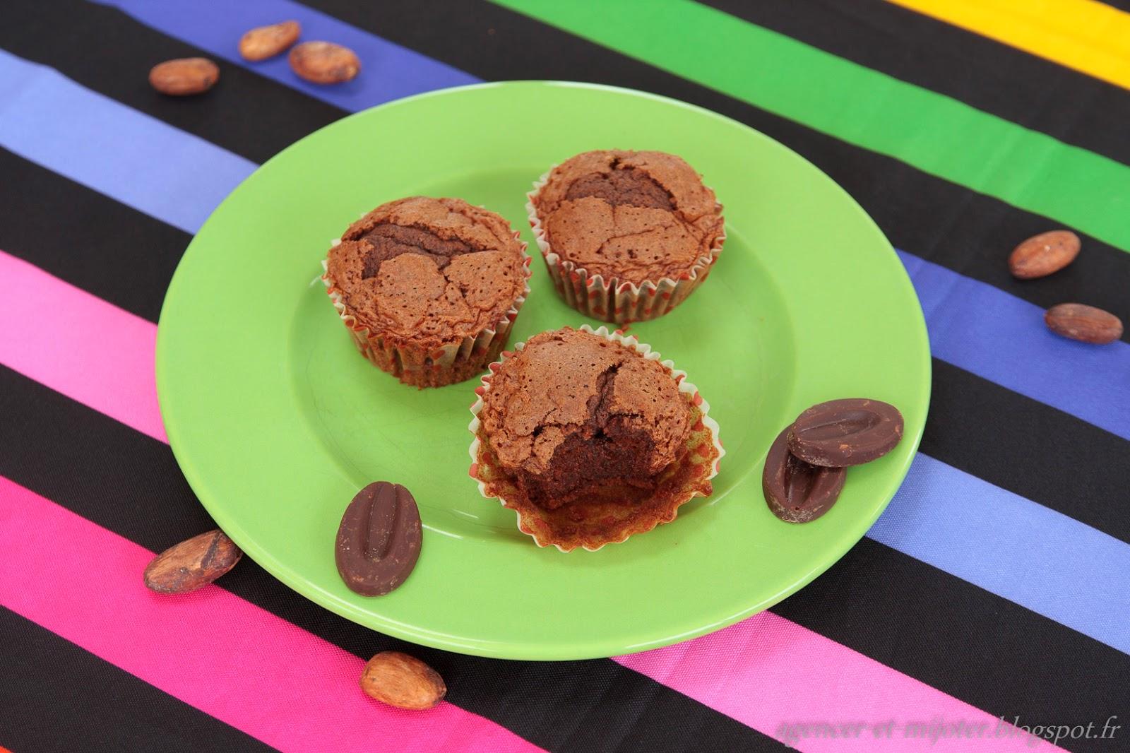 Recette Muffin Caf Ef Bf Bd Chocolat