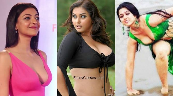 Speaking, would Unknown hot actress have faced
