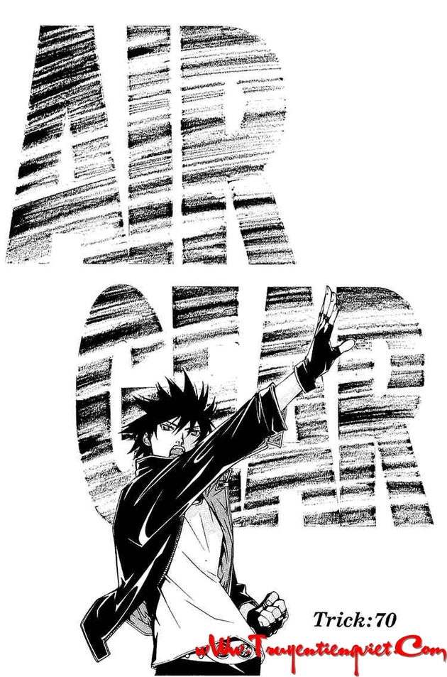 Air Gear Chap 070