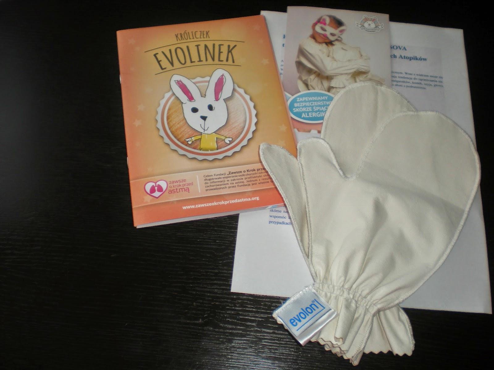 Rękawiczki pielęgnacyjne DERMASOVA - czyli nowa współpraca
