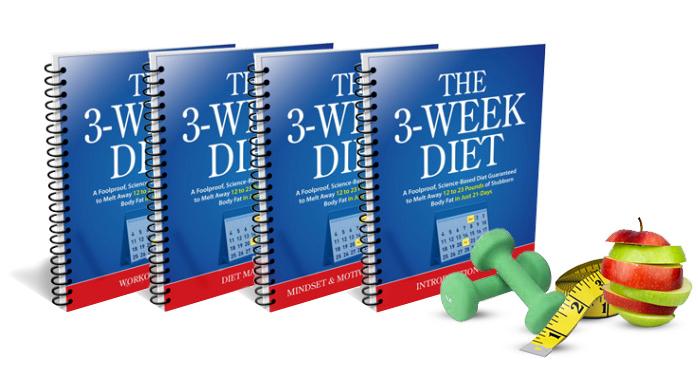 3 Week Diet!