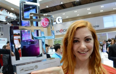 LG Didapuk Menjadi Perusahaan Paling Inovatif Di MWC 2014