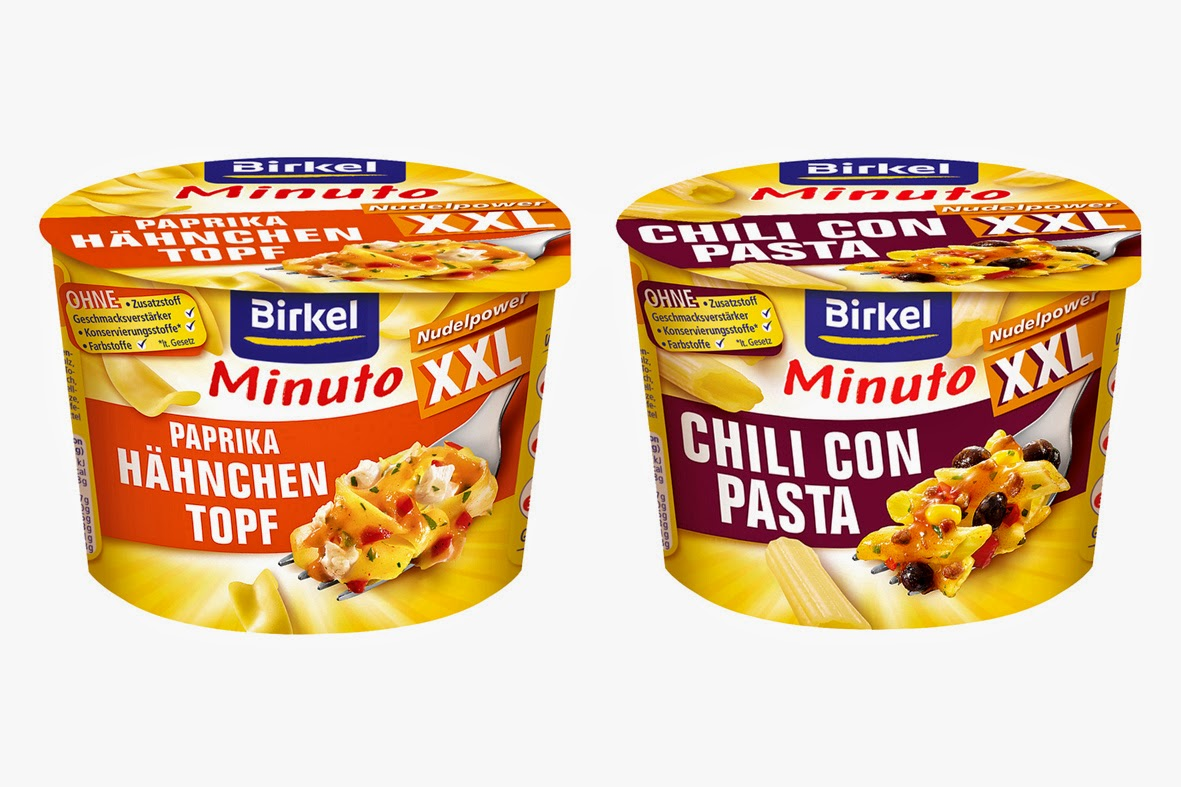 Produkttest, Paprika Hähnchen Topf, Chili con Pasta