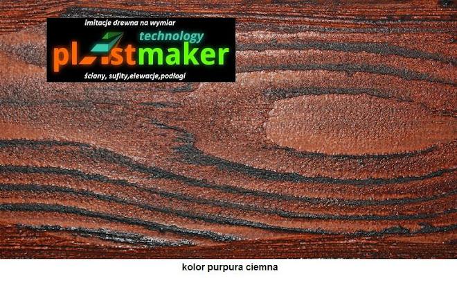 purpura ciemna imitacja drewna