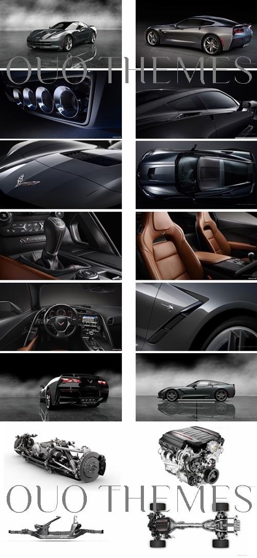 2014 Chevrolet Corvette Stingray Wallpaper hd 1920x1080 pixel 3