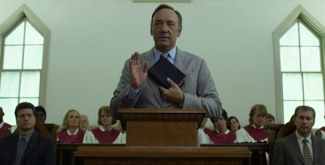Francis Underwood eulogy