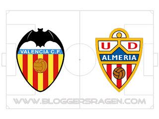 Prediksi Pertandingan Valencia vs Almeria