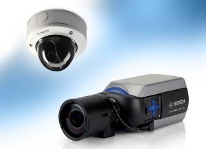 Bosch Dinion HD and FlexiDome HD cameras