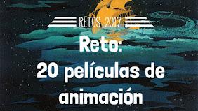 Reto: 20 películas de animación