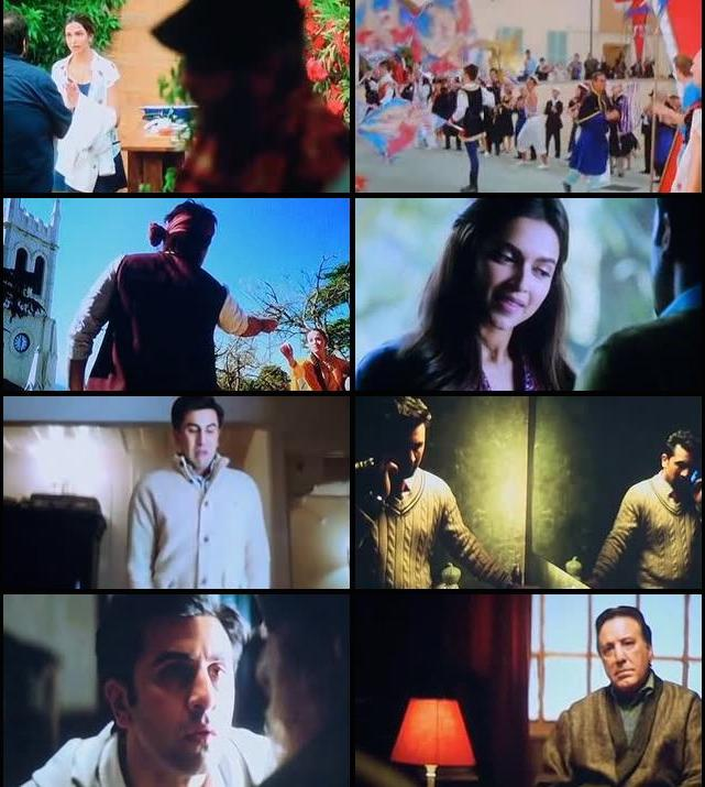 Tamasha 2015 Hindi DVDScr 700mb Audio Cleaned