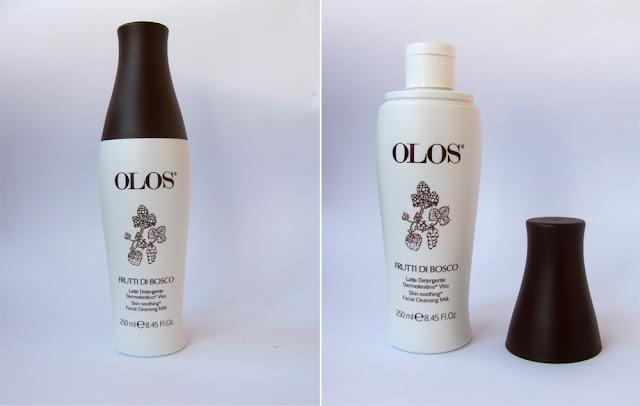 молочко для очищения кожи Olos Frutti di Bosco