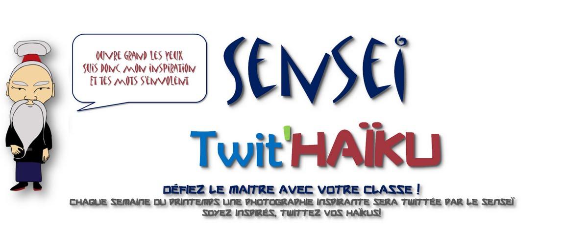 Sensei Twit'Haiku