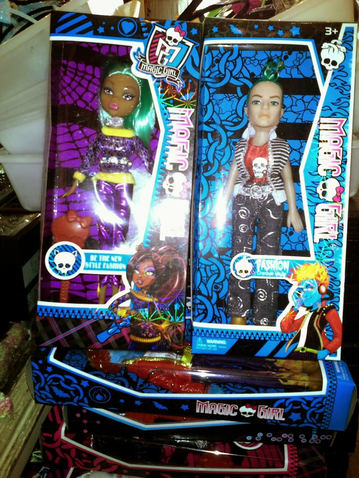Magic Girl (Monster High)
