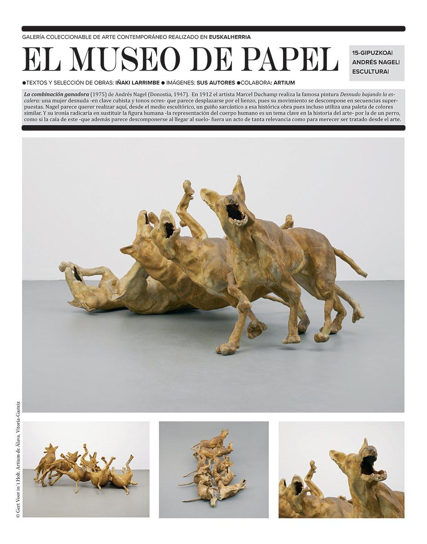 Decimoquinta entrega: Andrés Nagel