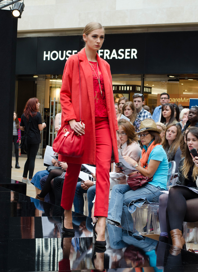 Bristol Cabot Circus Autumn Fashion Fix