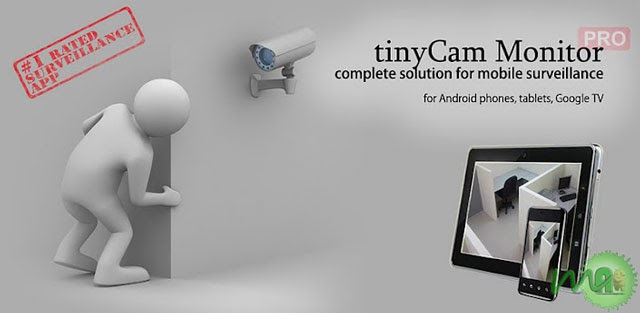tinyCam Monitor PRO 5.0.8 APK Free Download