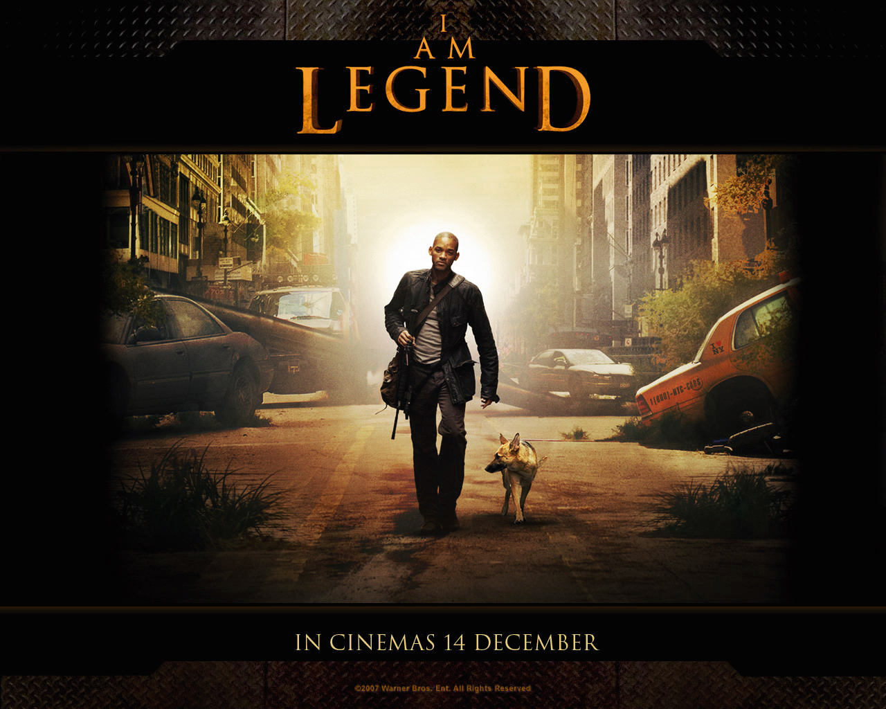 I Am Legend Movie Movie Memorabilia Empo...