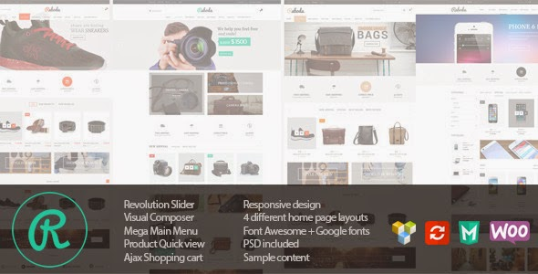 download Raboda - eCommerce Responsive WordPress Theme