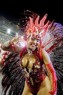Notícias Carnaval 2016 - Patrícia Chélida.