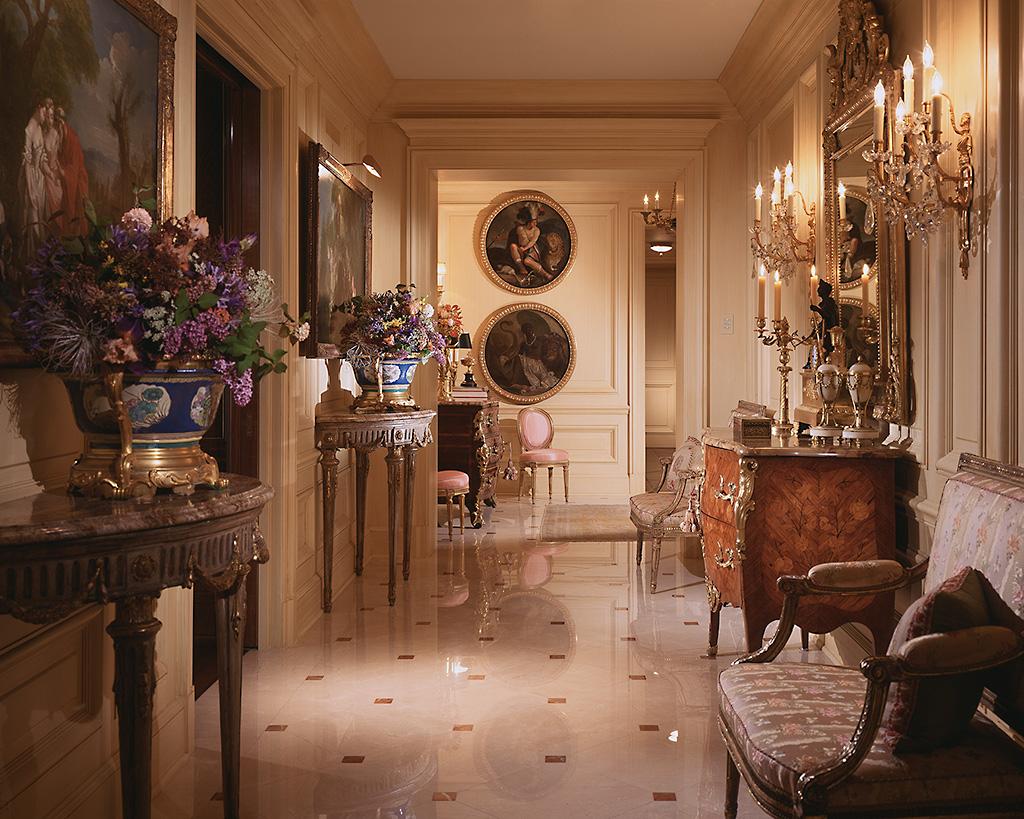 Красивые холлы в домах фото