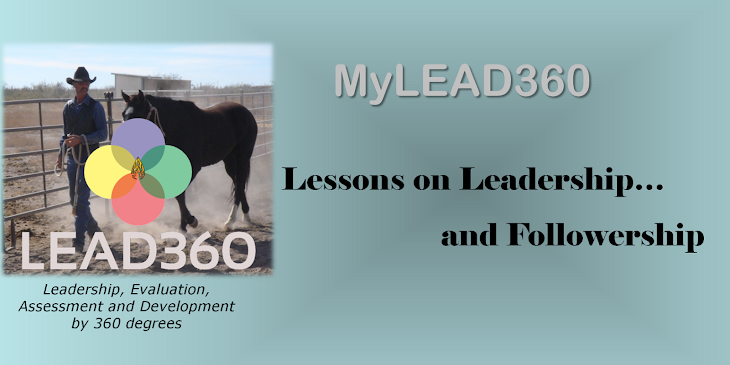 MyLEAD360 - Lessons on Leadership and Followership
