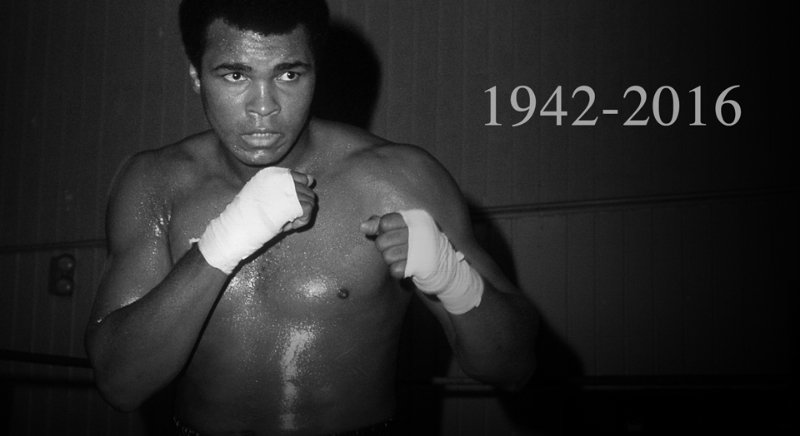 Rest in peace Champ