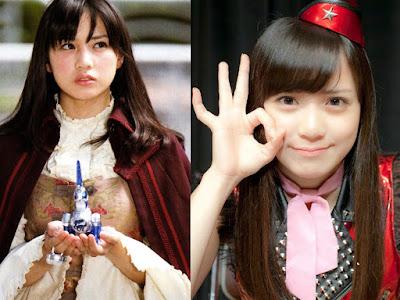 Koyomi Kamen Rider Wizard