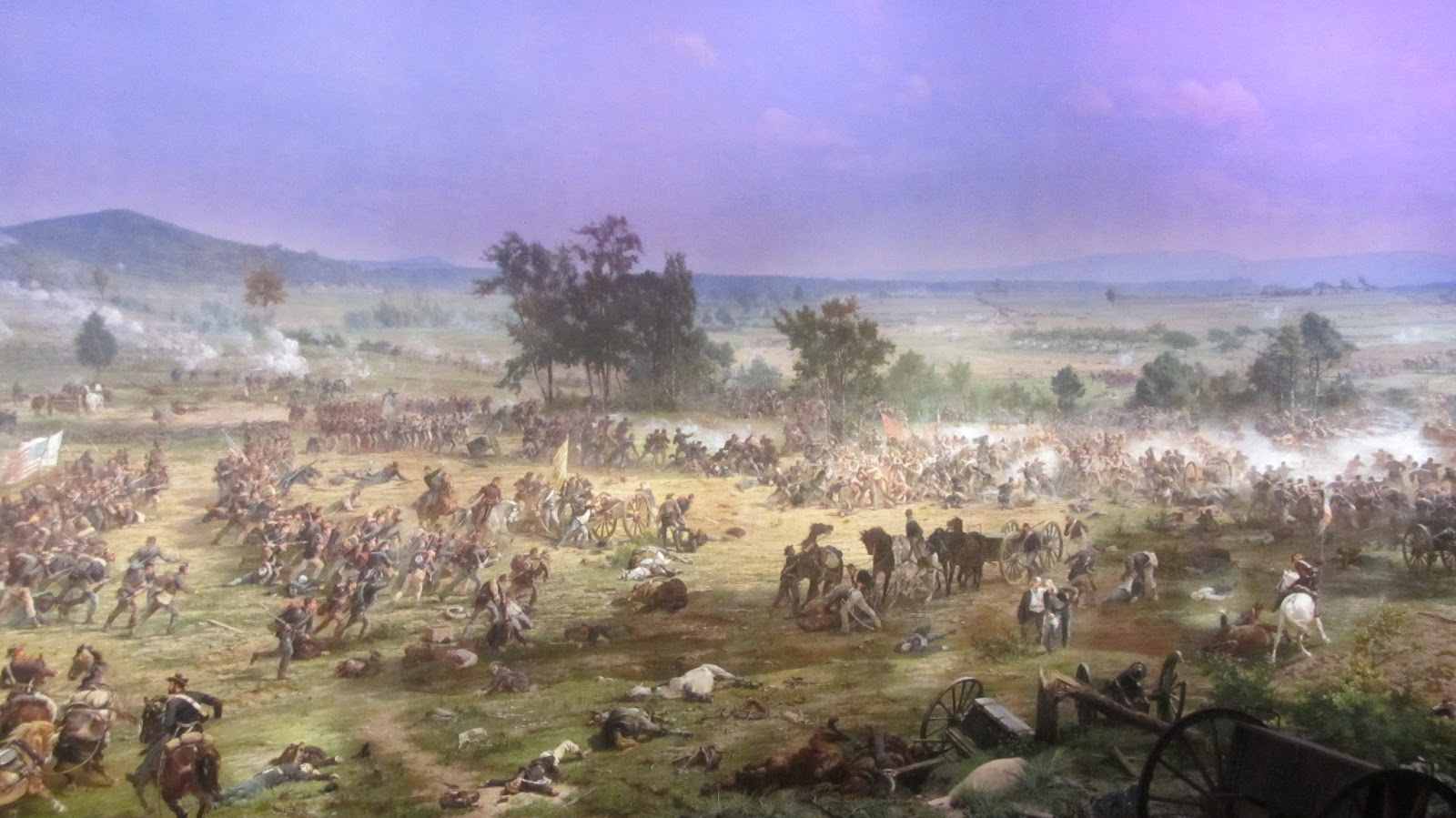 battle of gettys burge The battle of gettysburg is seen as the turning point of the war general lee had attempted and failed to invade the north this was a move designed to remove pressure from virginia and possibly emerge victorious so as to quickly end the war.
