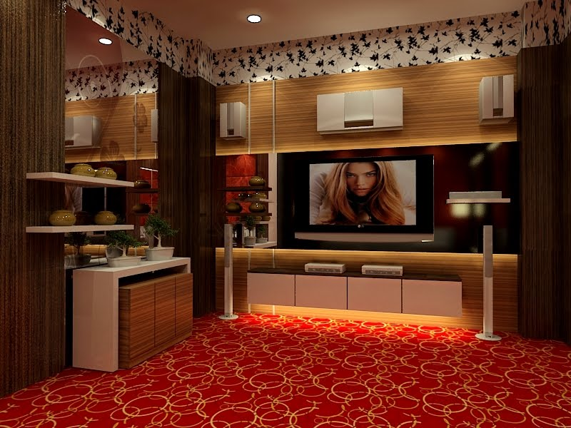 Desain Interior Karaoke