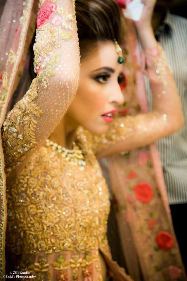 New Bridal Dress Designs 2015 By Mina Hassan Fashionip