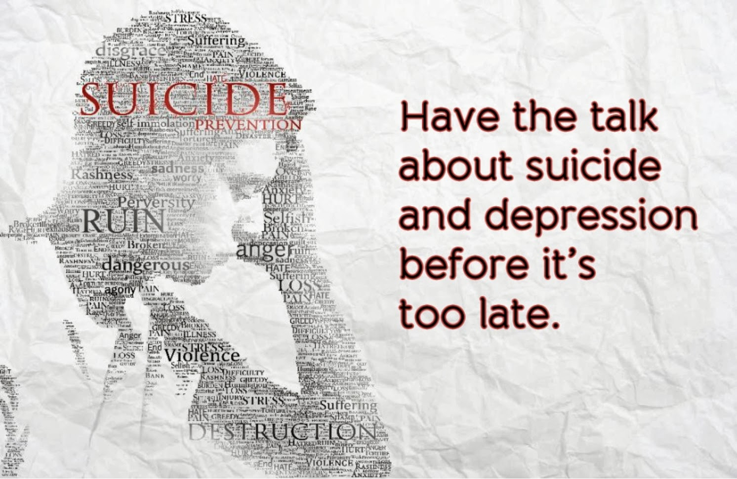 suicide prevention We create health promoting communities, in which people of all ages have the knowledge, attitudes, skills and resources to reduce the risk of suicide in vt.