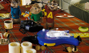 Alvin And The Chipmunks Hidden Objects