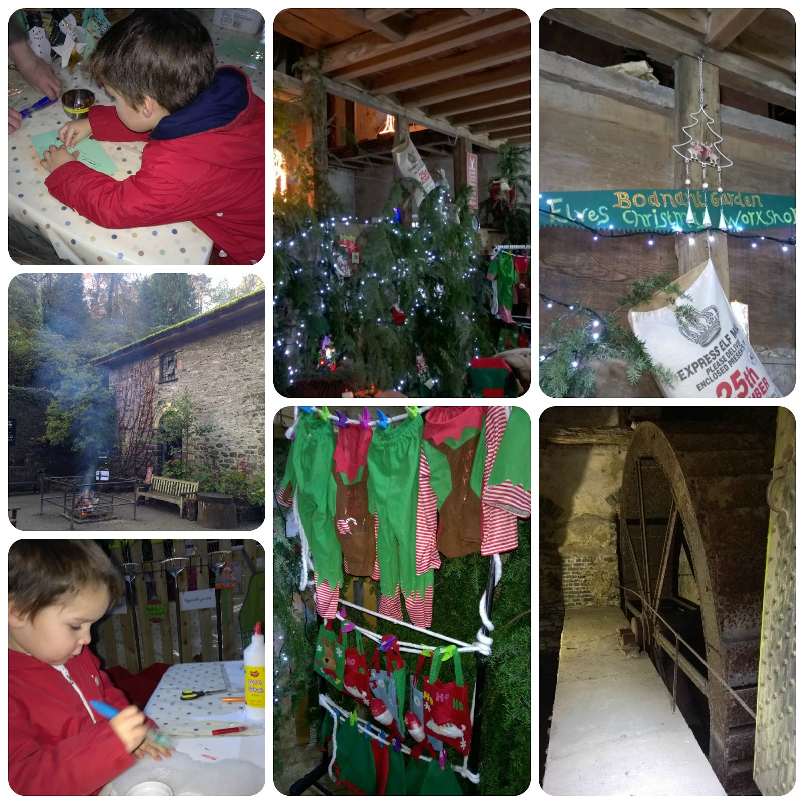 Bodnant Garden Elves Workshop