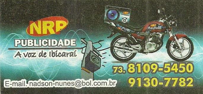 NR Publicidade - Moto