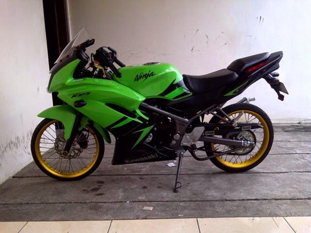 Kawasaki Exb Ninja