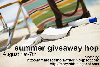 Summer Giveaway Hop 2011- One Book giveaway from me!