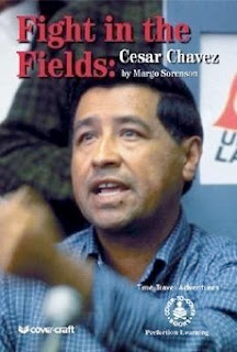 bookcover of Fight in the Fields: Cesar Chavez