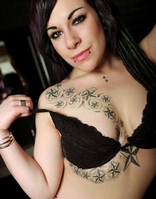 ženske tetovaže