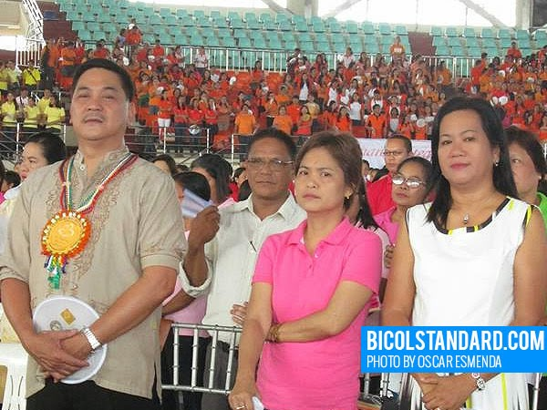 World Teachers' Day 2014 in Naga City, Bicol