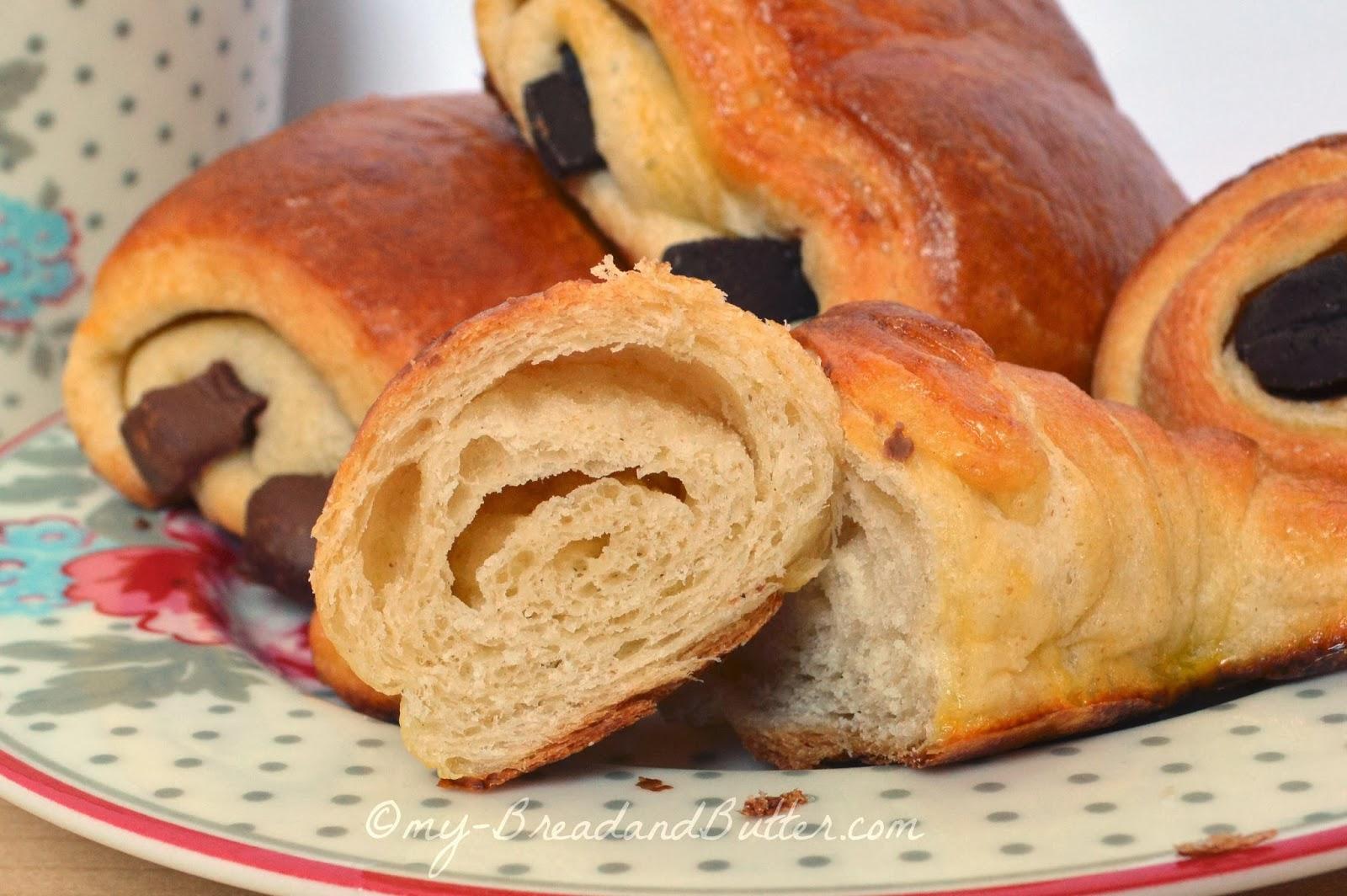 Croissant francese