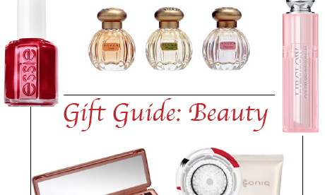 Holiday Gift Guide For the Beauty Queen