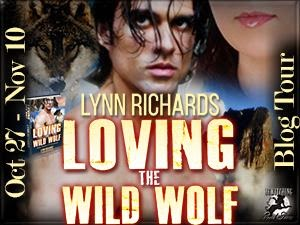 Loving the Wild Wolf by Lynn Richards