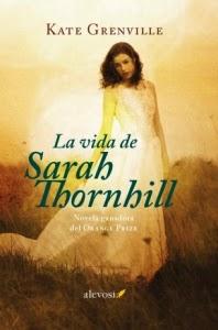 La vida de Sarah Thornhill - Portada