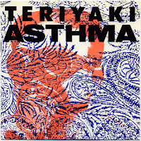 Teriyaki Asthma Vol.1 nirvana vinyle grunge art sound