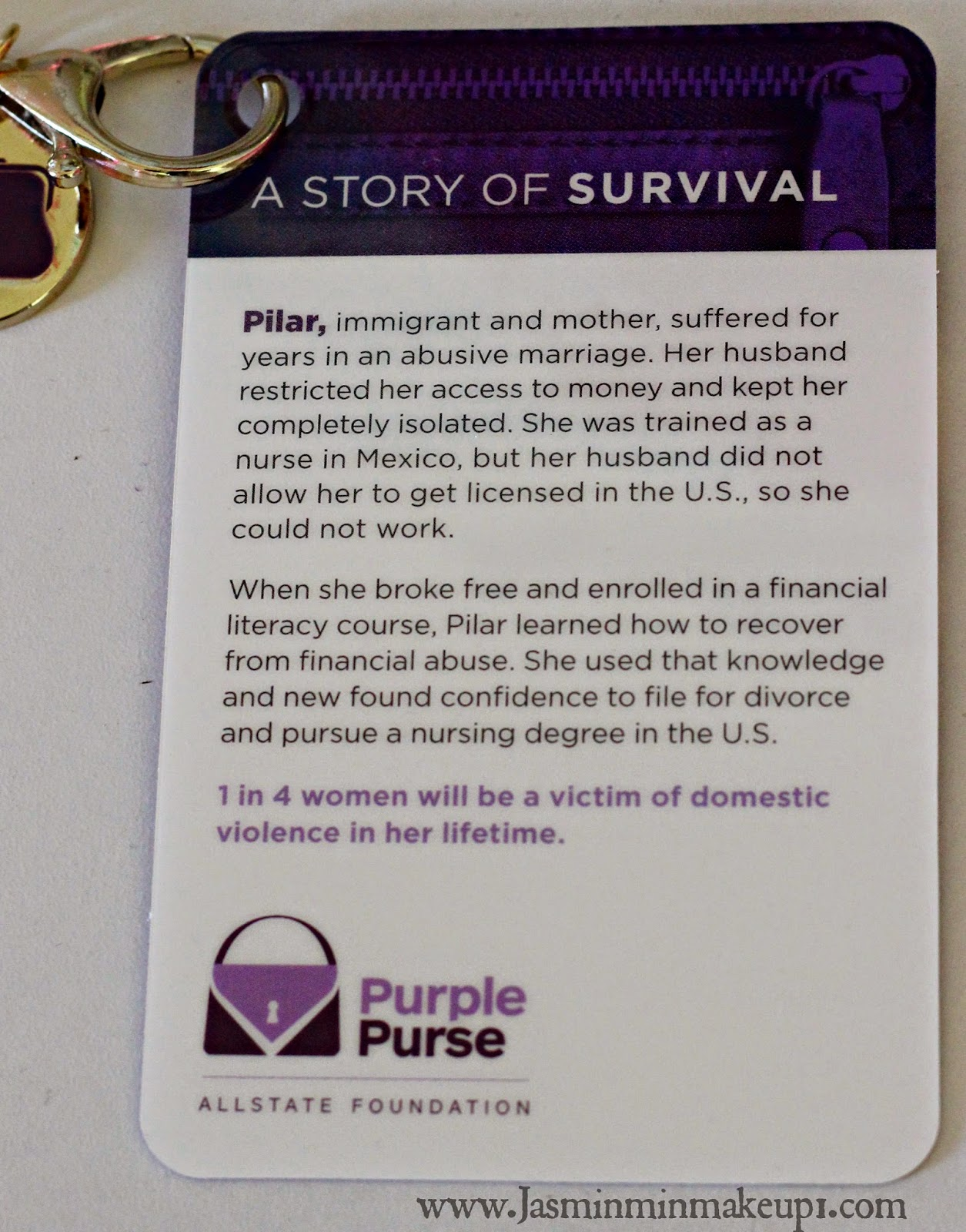 #purplepurse allstate