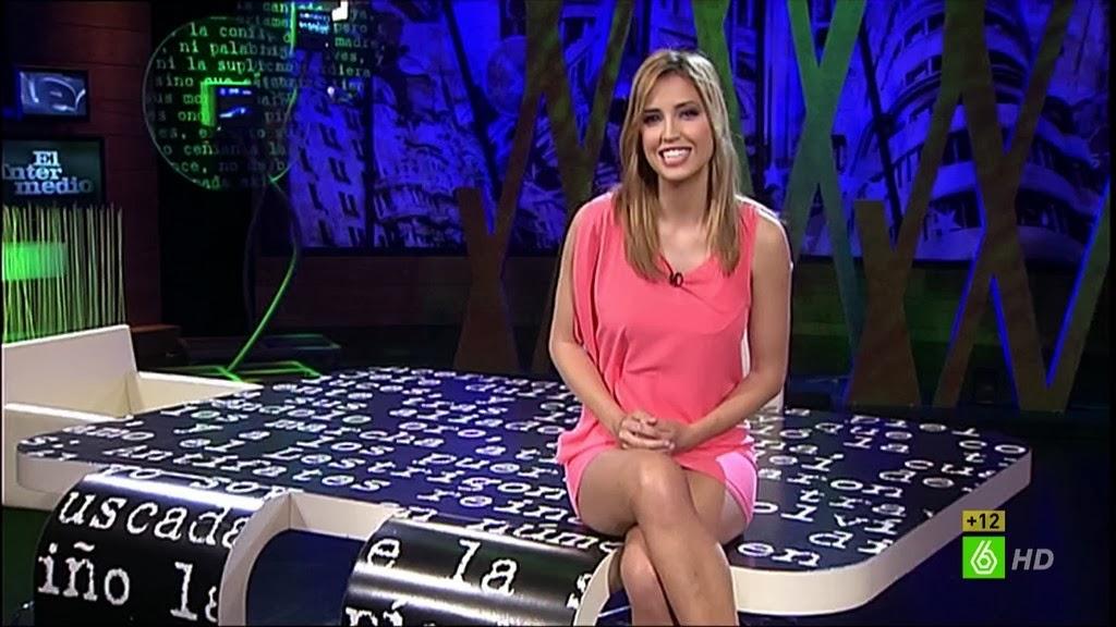 SANDRA SABATES, EL INTERMEDIO SUMMER TIME (14.08.13)