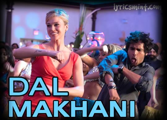 Dal Makhani - Dr. Cabbie