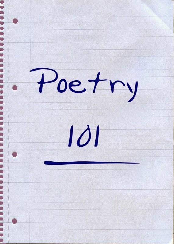 Poetry 101 logo